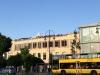 Am Tag des Obama-Anflugs: Parkdeck auf dem Einkaufszentrum am Kurt-Schumacher-Platz mit Blick auf Tegel ;)