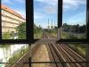 S-Bahn-Haltestelle Hohenzollerndamm direkt neben meiner Arbeit