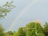 Regenbogen in Reinickendorf