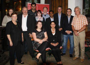 Vorstand OV Mitte 2012